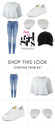 """""""Not to this not to that"""" by yvonne2005 ❤ liked on Polyvore featuring Frame, Puma, Joshua's, Sunny Rebel and rag & bone"""