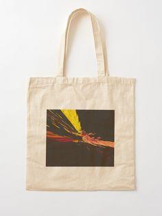 """The Mythicals No.13"" Cotton Tote Bag, print design by Asmo Turunen. #design #totebag #shoppingbag #kestokassi #kangaskassi #atcreativevisuals"