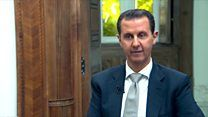 Syria chemical attack fabricated  Assad