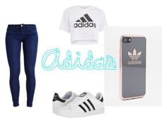 Designer Clothes, Shoes & Bags for Women Cool Girl Outfits, Adidas Outfit, Back To School Outfits, The Twenties, Topshop, Drawing, Fitness, Girls, Polyvore