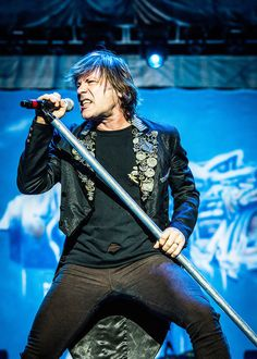 Bruce Dickinson, Iron Maiden Rock In Rio 2013