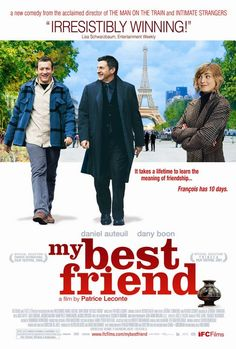 Foreign film: My Best Friend (Mon meilleur ami) - Rotten Tomatoes