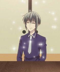 Yuki Sohma - Fruits Basket 2019 Anime Couples Manga, Cute Anime Couples, Anime Kiss, Hot Anime, Anime Art, Grand Prix, Fruits Basket Manga, Yuki Sohma, Kimi Ni Todoke