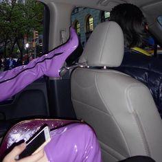 69 Best Ideas For Clothes Aesthetic Purple The Purple, Purple Stuff, Purple Rain, Daphne Blake, Fashion In, Fashion Outfits, Fashion Shoes, Estilo Dark, Catty Noir