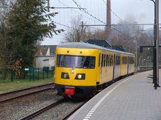 Spoorwegmaterieel - Het elektrische spoorwegmaterieel van de Nederlandse Spoorwegen