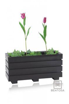 Jardinera acanalada M006-9