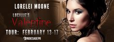 Blog Tour forLucilles Valentineby Lorelei Moone  An Excerpt  Lucilles Valentine  by Lorelei Moone  Vampires of London #3  Publication Date:February 13 2017  Genres: Adult Paranormal Romance Vampires  BUY:  Amazon (#FREE with #KindleUnlimited):http://amzn.to/2lw36z0  Paperback:http://amzn.to/2lBzxIh  Amazon CA:http://amzn.to/2l5SkOM  Amazon UK:http://amzn.to/2kUIg9t  SYNOPSIS:  The enemy of my enemy is my friend?  Lucille Amboise has been serving as Enforcer to the Vampire Council for…