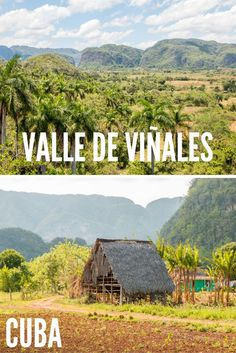 Valle de Viñales is a Cuban gem and a World Heritage Site. This National Park is a must-visit destination for any trip to Cuba and it's not far from Havana.
