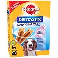 Pedigree Dentastix Medium Breed 10 25 Kg Oral Care Dog Treat