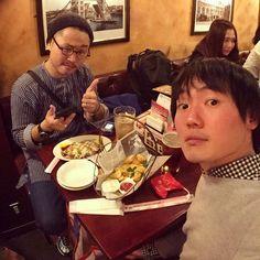 finally meet Slashman in Tokyo!@steadyslash