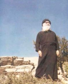 """""""When our dear Lord refuses to grand us something we persistently request of Him…. One of Saint Porphyrios teachings. Christian World, Christian Faith, Saint Quotes, Orthodox Christianity, Prayer Book, Believe In God, Orthodox Icons, Dear Lord, Our Lady"""