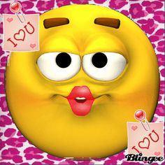 happy face quotes | happy face smiley face lady blowing a make face exercise first kissing ...