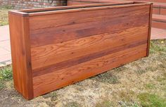 Click to Close Planter Boxes, Planters, Courtyard Design, Hope Chest, Florence, New Homes, Patio, Storage, House