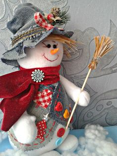1 million+ Stunning Free Images to Use Anywhere Christmas Crafts For Gifts, Diy Christmas Ornaments, Christmas Baby, Christmas Snowman, Craft Gifts, Christmas Stockings, Christmas Decorations, Cute Crafts, Diy And Crafts