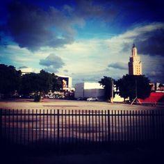 Miami Arena & Freedom Tower