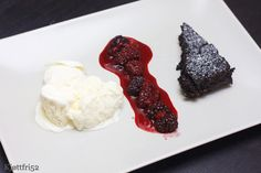 Marias Matblogg: Brownies uten egg og melk