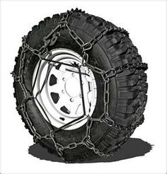 Tire Chains - G would put these on the truck when the snow was really bad. When i was a kid, we got alot ,alot, more snow back then, have photos to prove it.