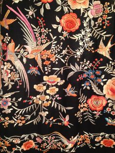 Portobello, London - Vintage Fashion Friday, Spring 2015