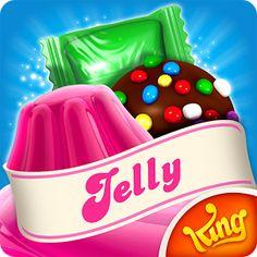Candy Crush Jelly Saga v1.0.0 APK MOD Lives Moves MORE