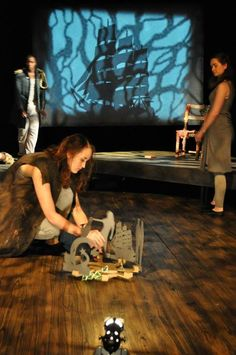 The Tempest, Directed by Georgina Collins — at George Cadbury Hall.
