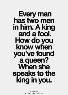So true..when you find the right one you bring out the best in each other.