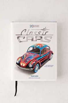 20th Century Classic Cars: 100 Years Of Automotive Ads By Phil Patton - Urban Outfitters
