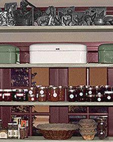 Setting up a Pantry | Martha Stewart