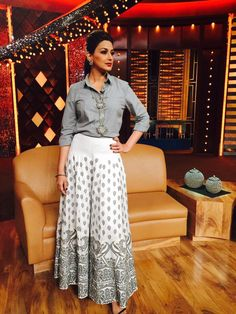 Sonali Bendre looking gorgeous in #Mithu pants