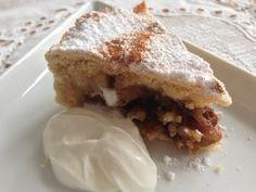 MchenS LowCarb : Gedeckter Apfelkuchen