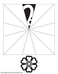 paper snowflake patterns - Google Search