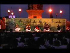 Baile del Istmo de Tehuantepec. Son Calenda