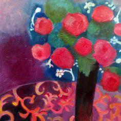 Annie O'Brien Gonzales-Contemporary Expressionist Artist