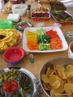 190 Gender Reveal Food Ideas Gender Reveal Food Gender Reveal Gender Reveal Party Food