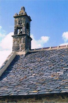 toiture - Ardoise Rustique de Bretagne