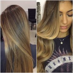 Impossible is possible. Check out The blend in straight and waved hair. ❤️ my…