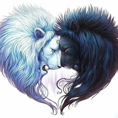 Twins ying & yang
