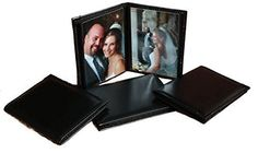 Photo Album 25x35 holds 24 wallets or gift cards Black Cover -- Want to know more, click on the image.Note:It is affiliate link to Amazon.