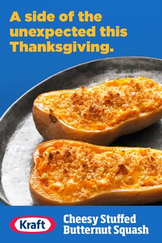 What turkey? This cheesy, buttery butternut squash steals the show at your family Thanksgiving table – and with only 15 minutes of prep, is just as fast as it is delicious. Casserole Recipes, Soup Recipes, Vegetarian Recipes, Chicken Recipes, Halibut Recipes, Baked Salmon Recipes, Side Dish Recipes, Low Carb Recipes, Healthy Recipes
