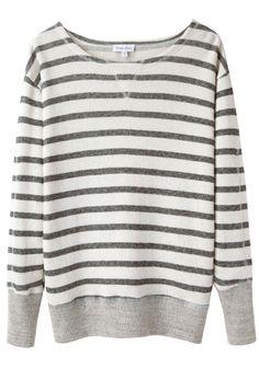 STEVEN ALAN  Dagney Sweatshirt