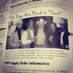 United American fun in 1999! #TBT #ThrowbackThursday #UA