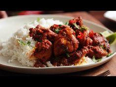 Chicken jalfrezi Recipe - YouTube Bread Recipes, Chicken Recipes, Cooking Recipes, Chicken Jalfrezi Recipe, Carrot Halwa Recipe, Chicken Gravy, International Recipes, Indian Food Recipes, Food To Make
