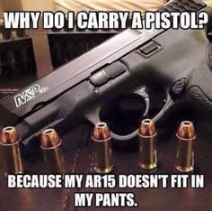Response to Russ Belville about gun control laws Response to Russ Belville about gun control laws. I think that Pro Gun, Gun Quotes, Survival, By Any Means Necessary, Love Gun, Gun Rights, Military Humor, Gun Control, Guns And Ammo