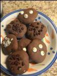 Receita: Nutela cookies
