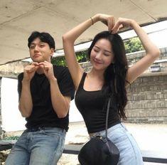 Ulzzang Couple, Ulzzang Boy, Cute Couples Goals, Couple Goals, Korean Best Friends, Matching Couple Outfits, Cute Korean Boys, Couple Aesthetic, Asian Love