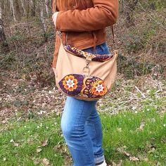 El@die sur Instagram: Mon nouveau sac à main : le Limbo de chez Sacôtin ! Je suis conquise : un sac, trois positions : sac porté dos, bandoulière et besace.…
