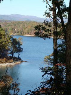 Lake Keowee, South Carolina
