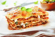 Przepyszna lasagne bolognese :)