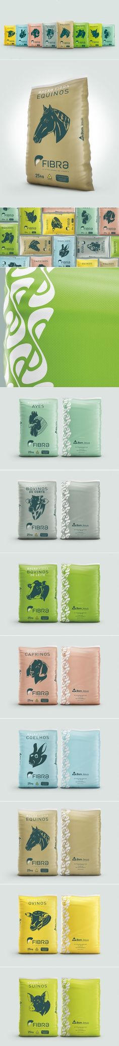 Fibra Animal Food Packaging by Mind | Fivestar Branding Agency – Design and Branding Agency & Curated Inspiration Gallery