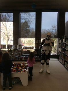 Madison Library Event 3/5