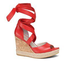 Corc Bast Wedge Sandal  NAVYBOOT S/S 2012